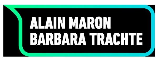 Alain Maron & Barbara Trachte