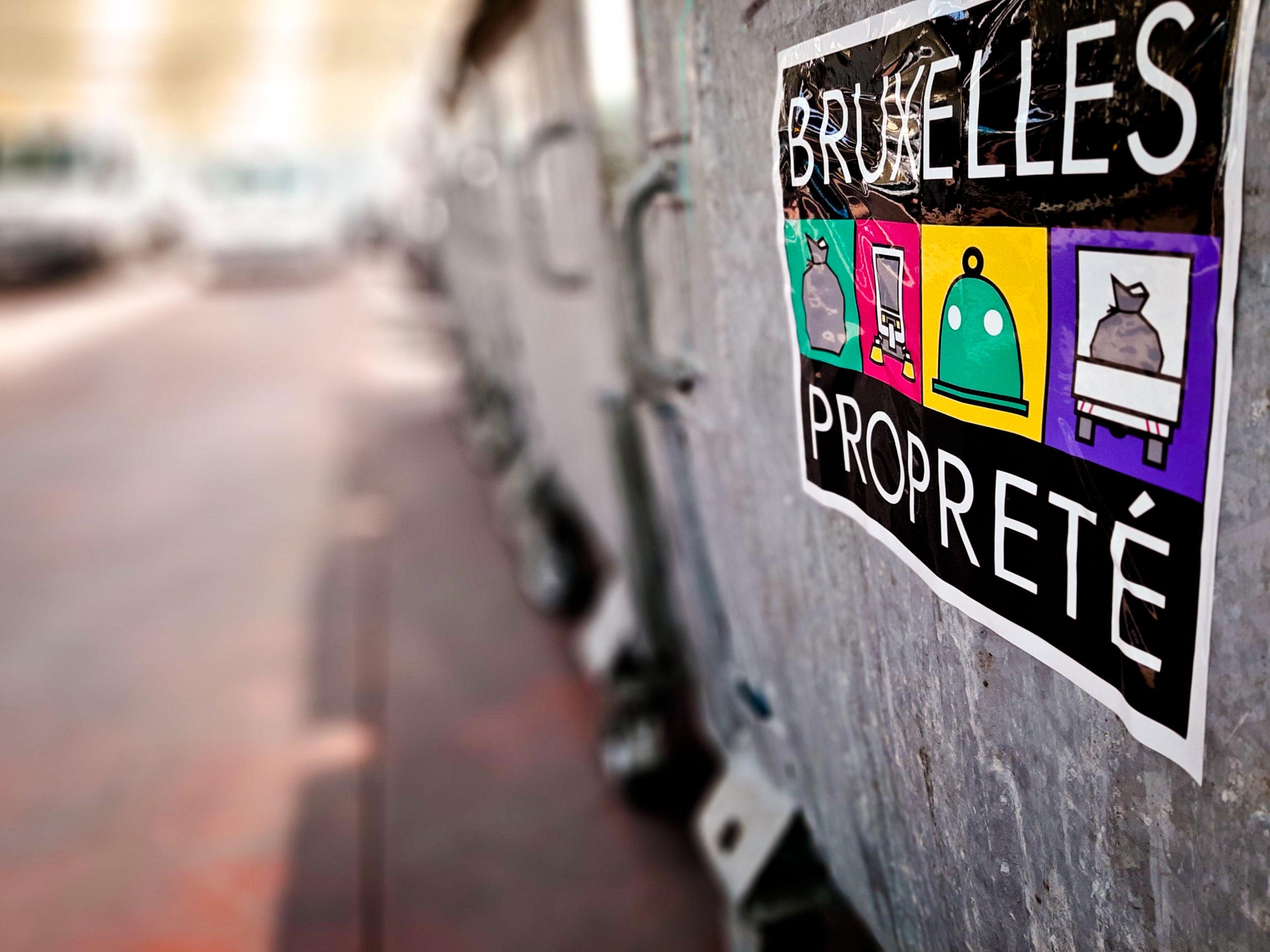 Une Agence Bruxelles-Propreté moderne pour relever les défis du XXIème siècle