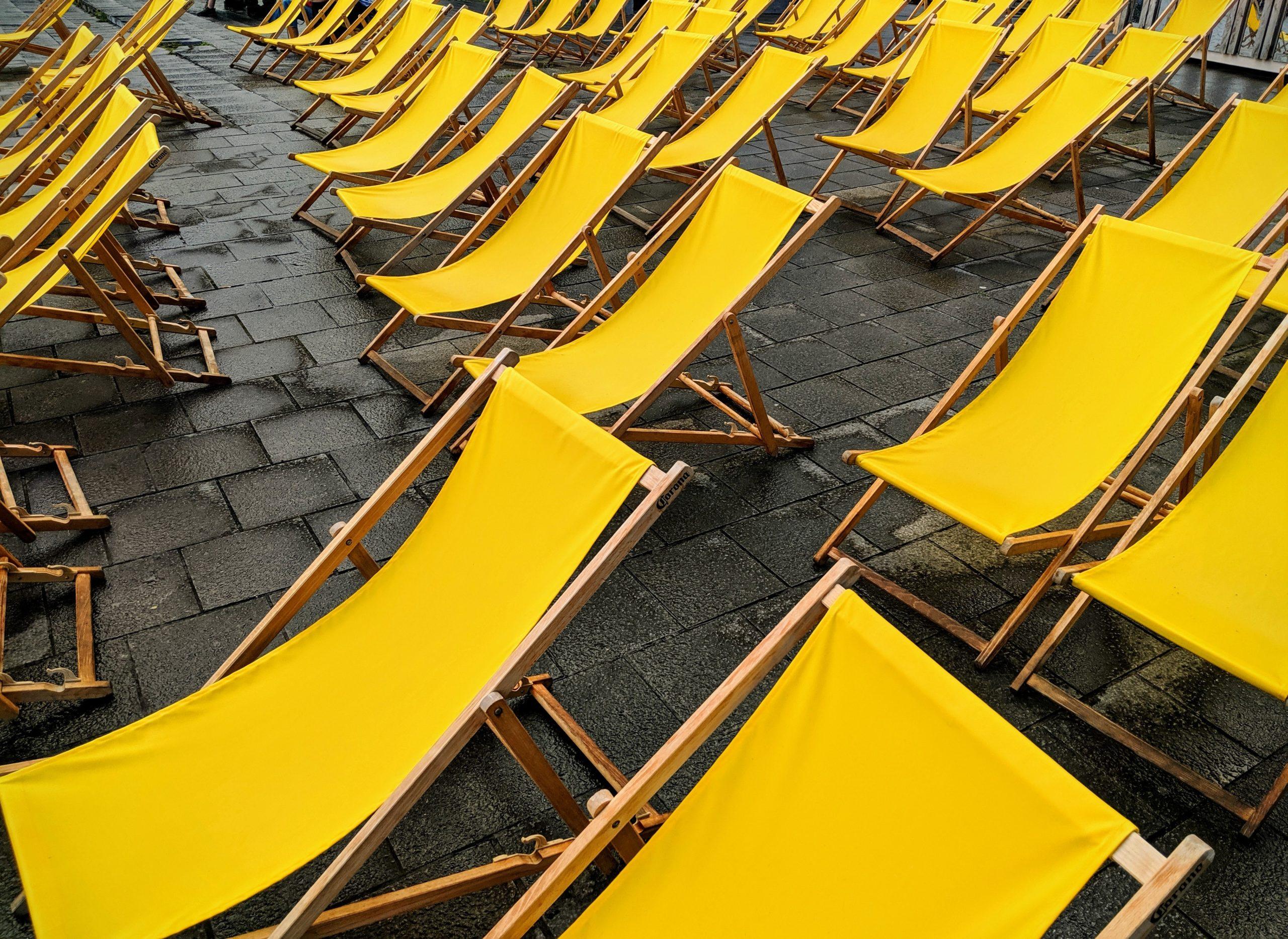 Du matériel événementiel pour les terrasses des cafés et restaurants bruxellois