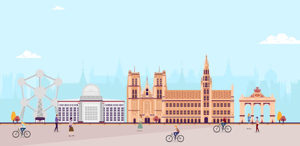 Brussel bundelt zijn krachten met Bloomberg Philanthropies foundation om zijn inwoners schonere lucht te schenken
