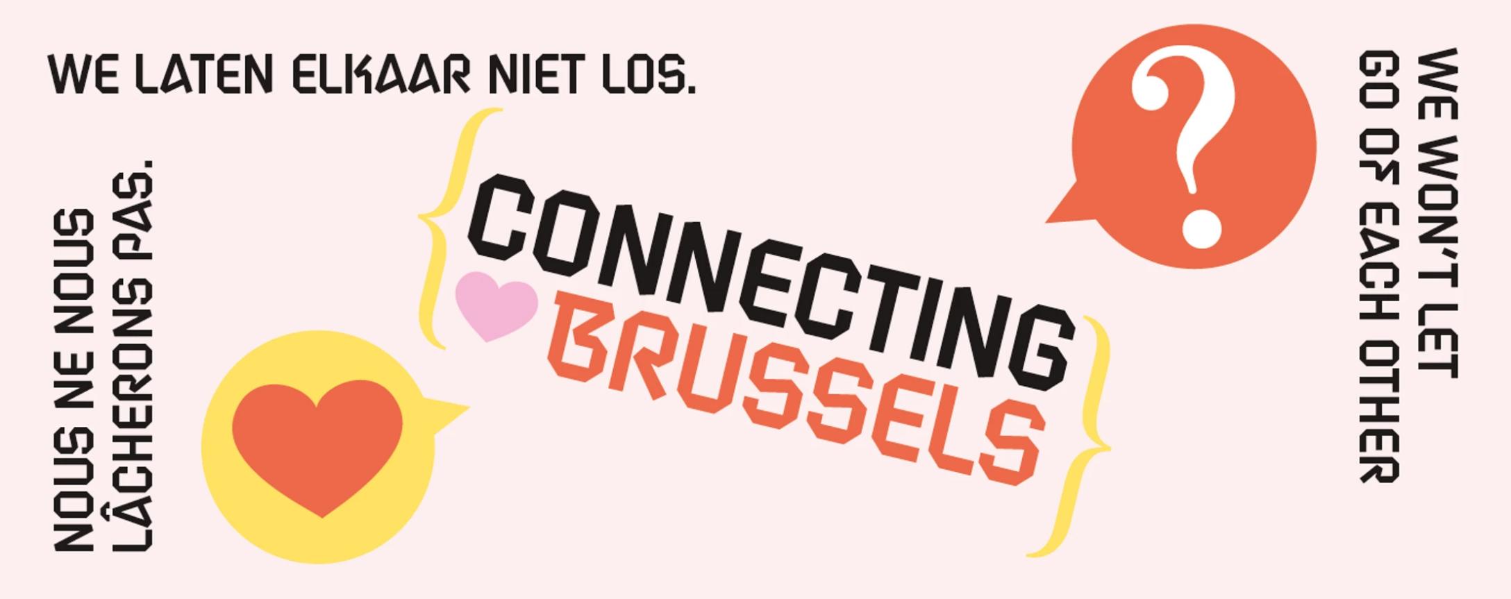 Connecting Brussels : nous ne nous lâcherons pas !