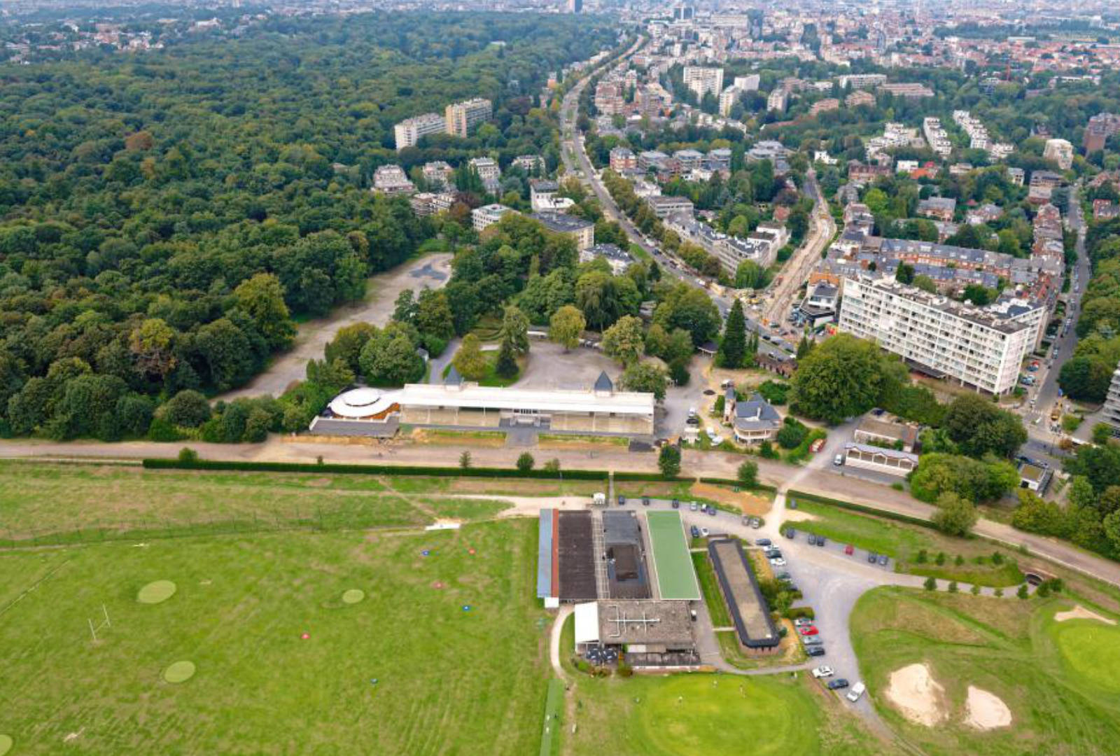 L'Hippodrome de Boitsfort s'offre un nouvel avenir