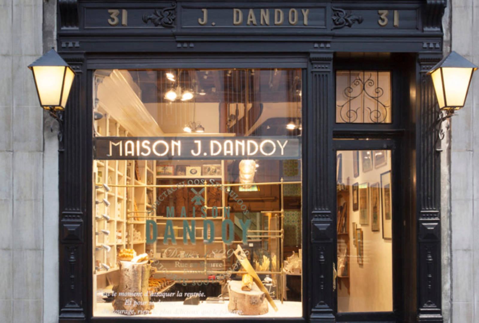 Maison Dandoy en Look&Fin slaan handen ineen om de eerste Proxi-lening te financieren