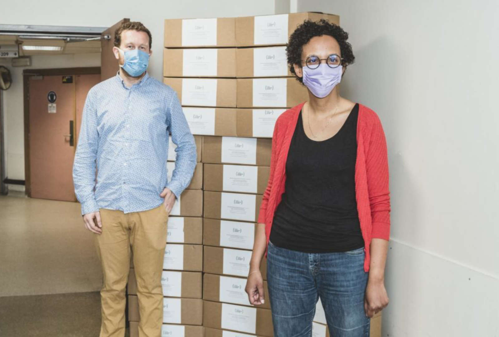 Brusselse regering heeft opdracht voor citydev.brussels: de productie van persoonlijke beschermingsmiddelen in het Brussels Hoofdstedelijk Gewest bestendigen
