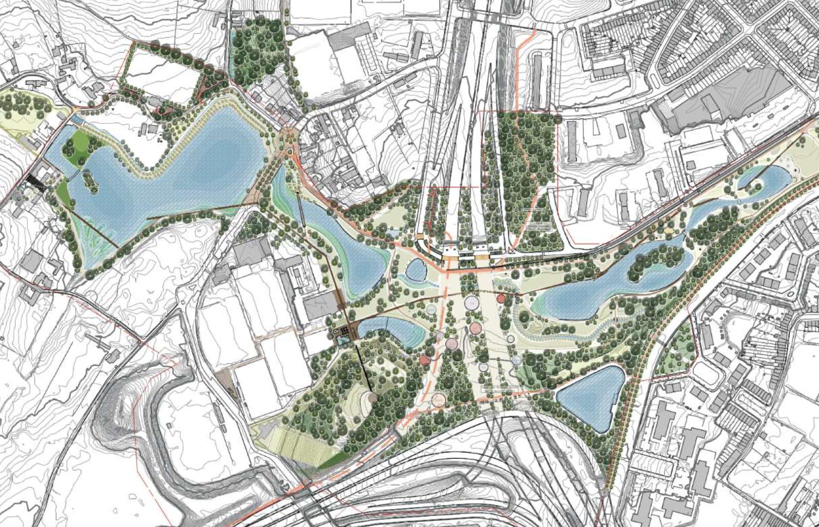 Operationeel plan voor Neerpede: de vele mogelijkheden van dit unieke gebied tussen stad en platteland ontwikkelen