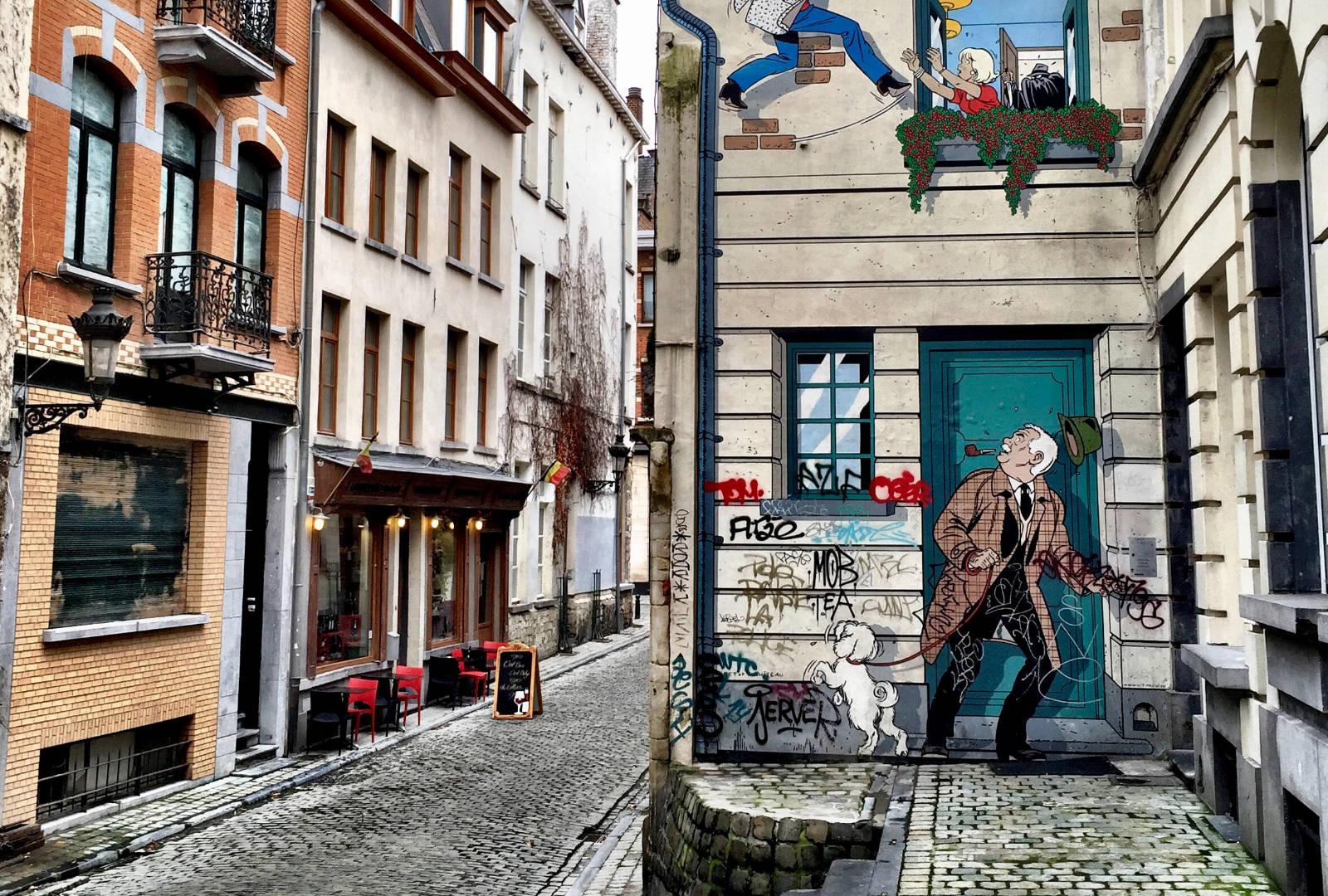 Inspirons le quartier 2021 : un nouvel appel à projets plus ambitieux à Bruxelles pour soutenir des actions citoyennes durables