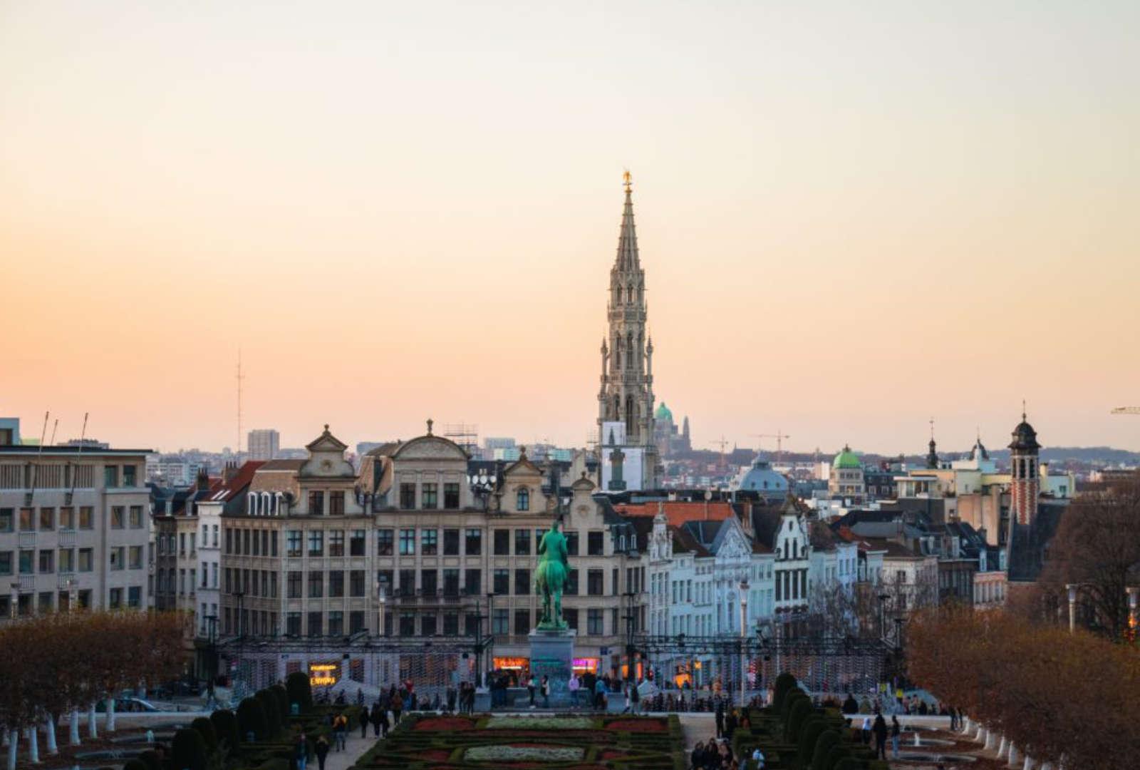 Nouvelles mesures de soutien en Région de Bruxelles-Capitale