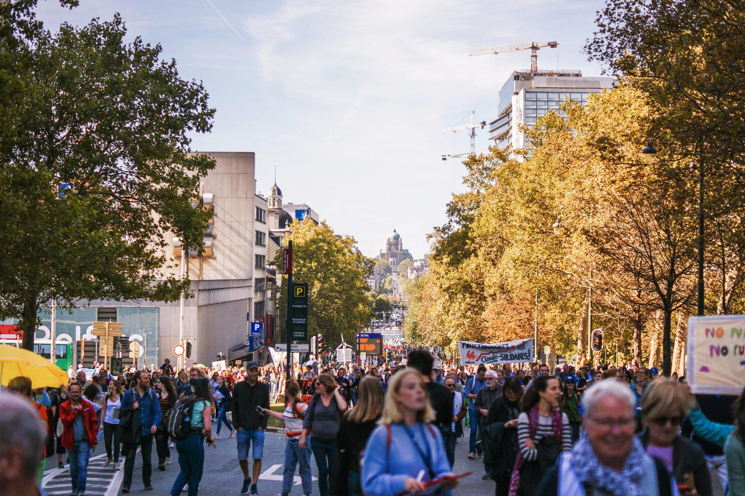 Brussel keurt 'klimaatwet' goed om zijn actie te versterken
