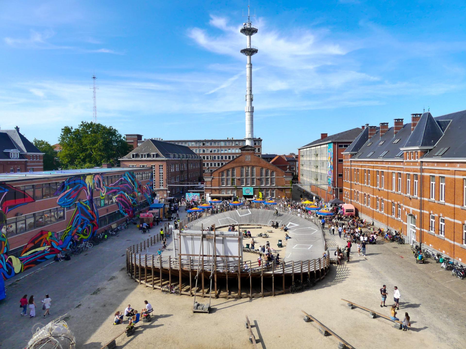 Le Gouvernement bruxellois approuve la création d'un Guichet des occupations temporaires
