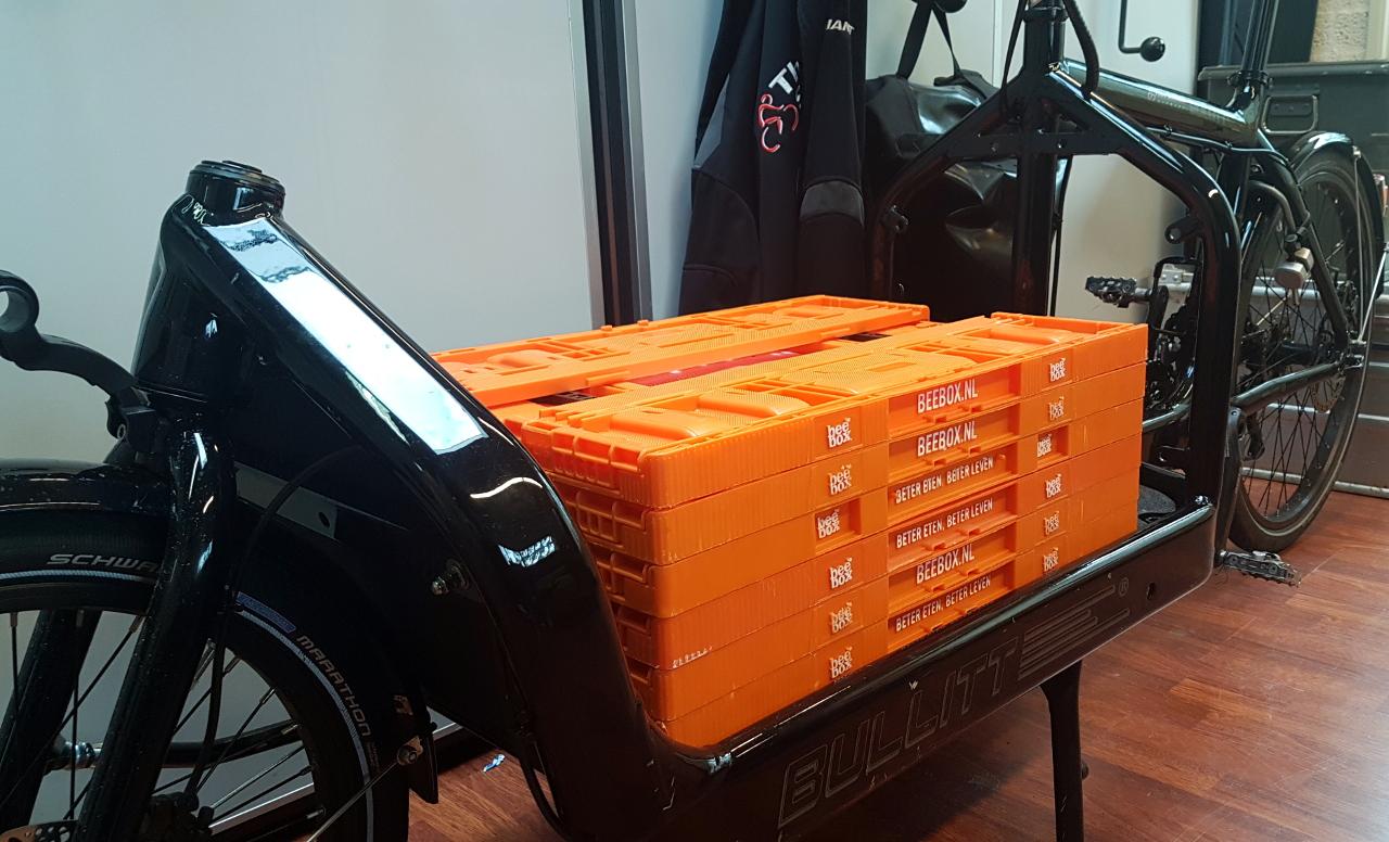"""""""Cairgo Bike""""-premie: tot 4.000 euro voor ondernemingen die een bakfiets willen aankopen"""