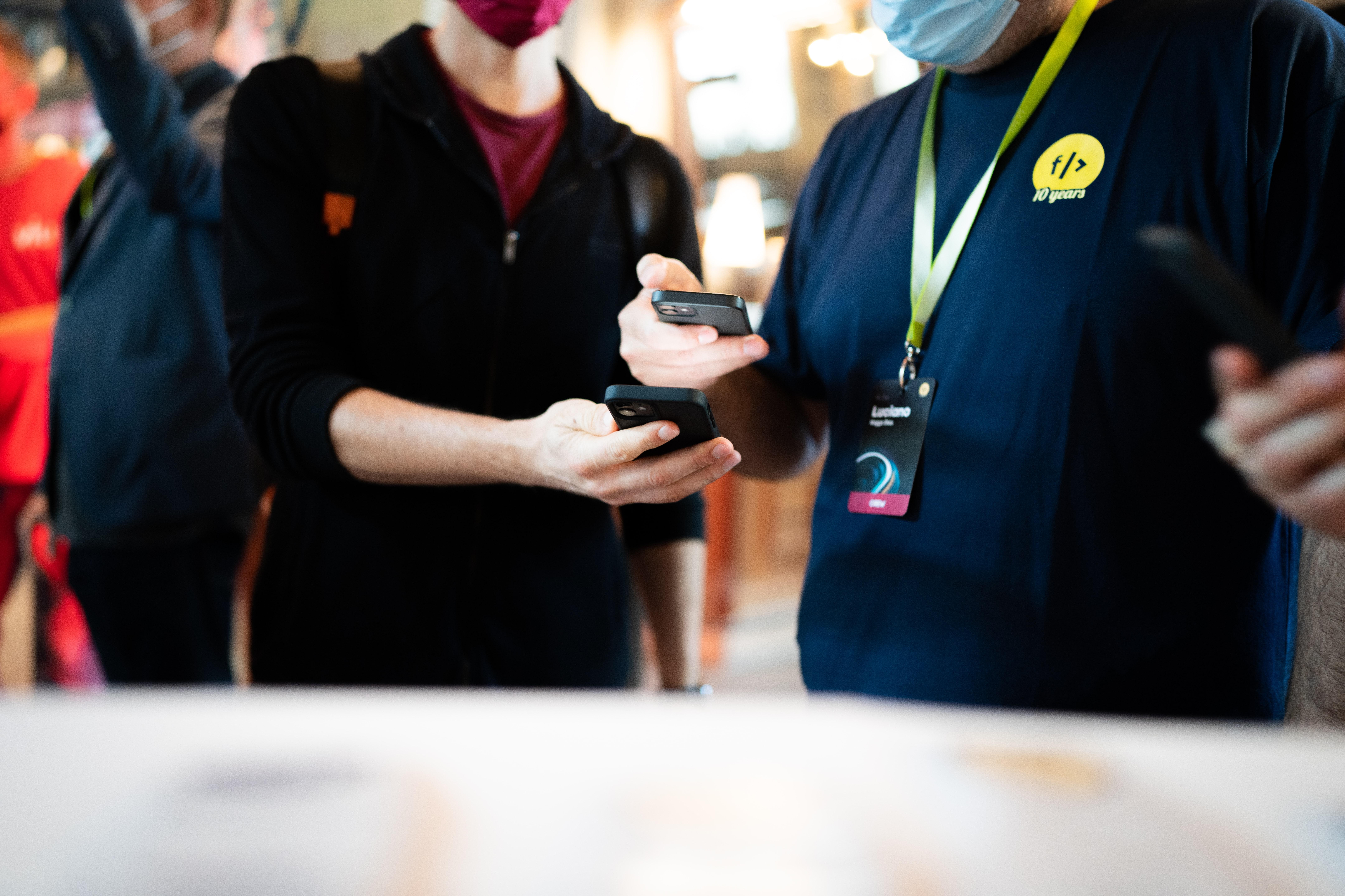 Entrée en vigueur du Covid Safe Ticket (CST) en Région bruxelloise: précisions